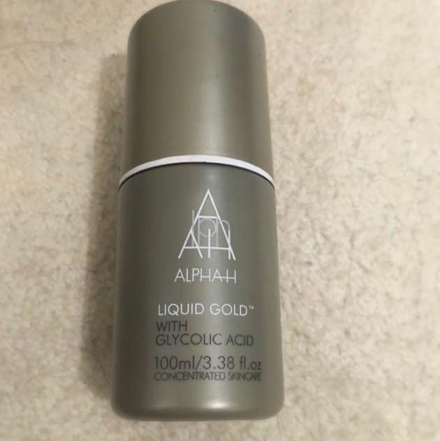 Alpha H Liquid Gold Treatment