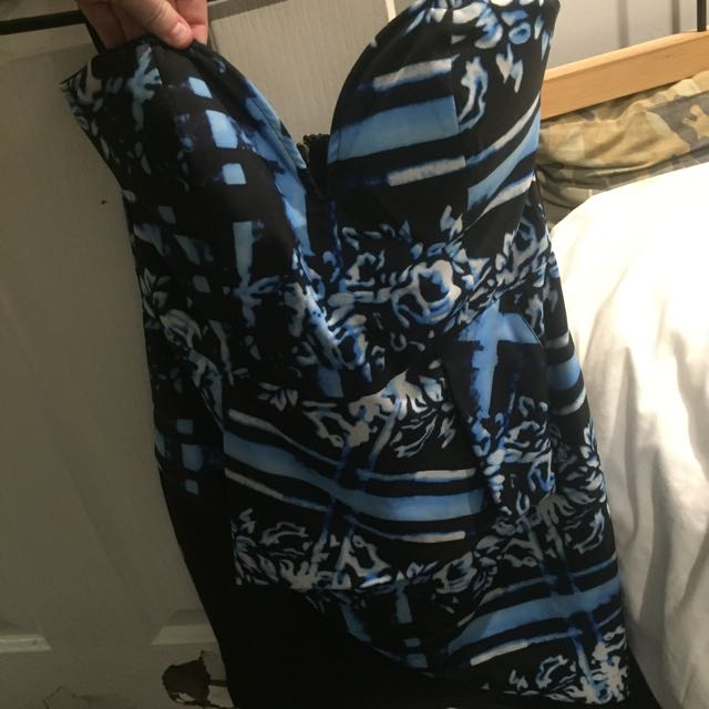 Blue Dress Size 12