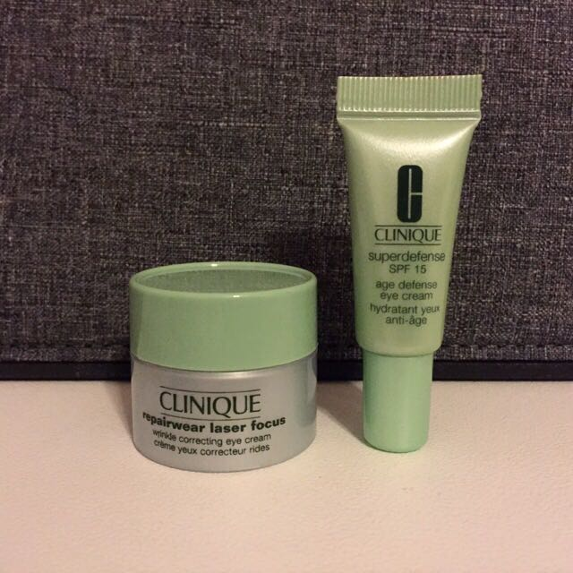 Brand New Clinique Travel Size