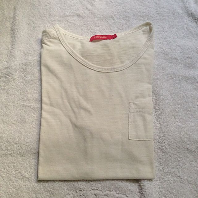 Connection White Shirt
