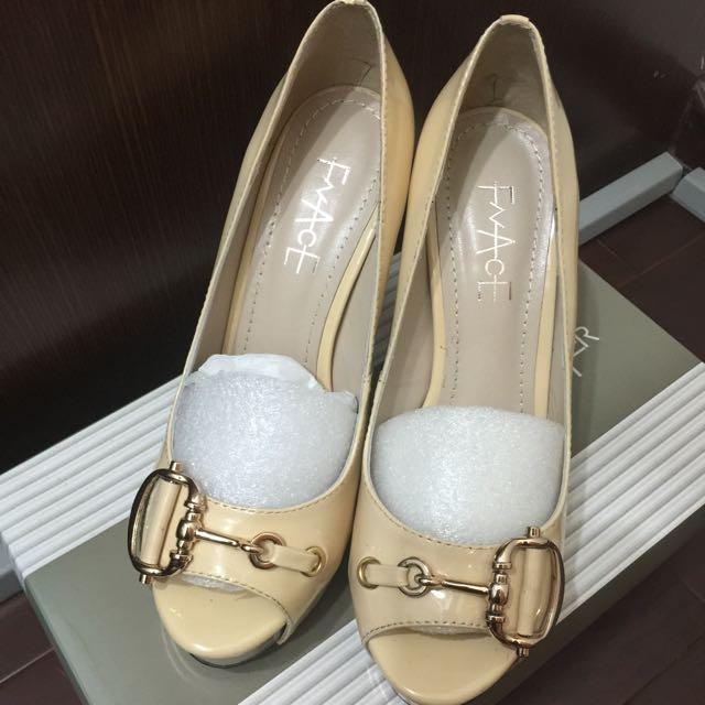 FNACE 專櫃女鞋35號(全新)