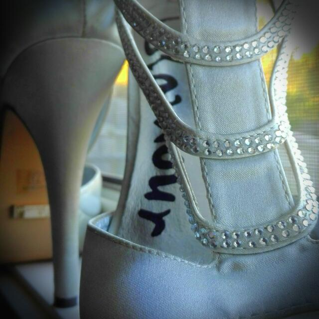 Glamour Heels Size:7 1/2