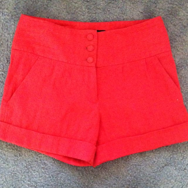 High Waisted Sportsgirl Shorts