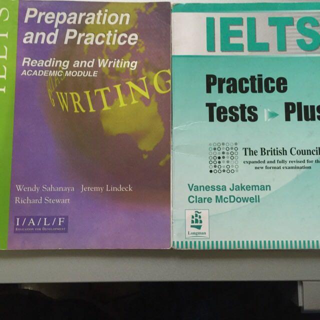 IELTS Preparation Materials