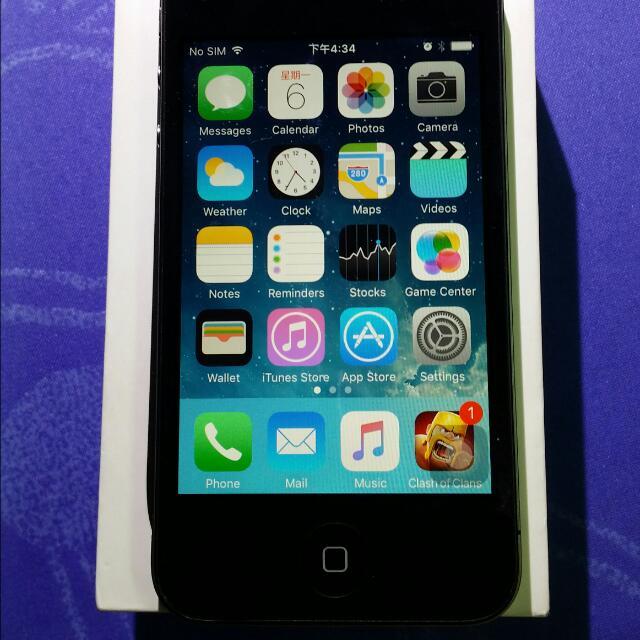 iphone 4s 32gb (black)