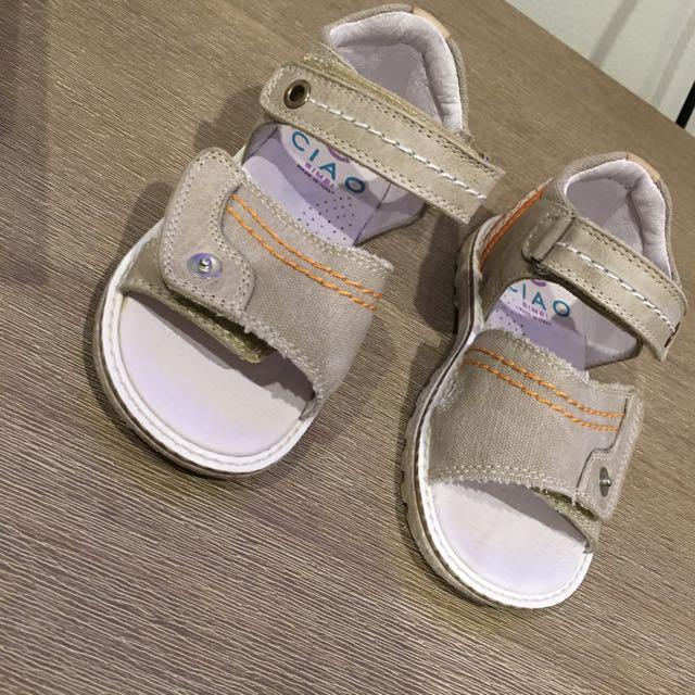 Italian Leather Sandals