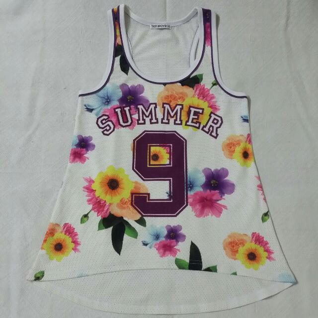 [Reserved] Jersey Top
