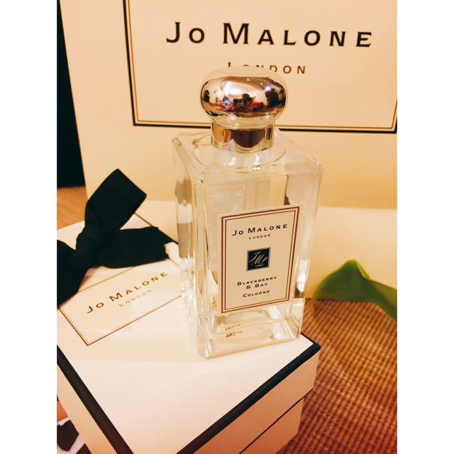Jo Malone 黑莓子與月桂葉100ml香水