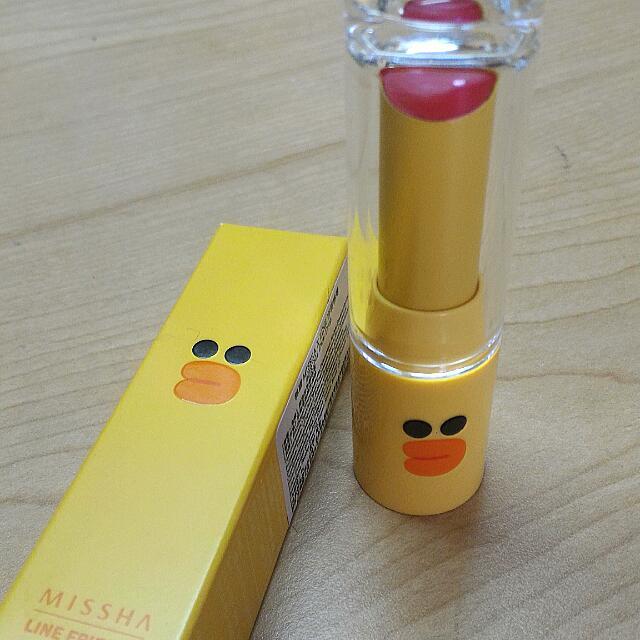 Missha X Line唇膏(有人囉)