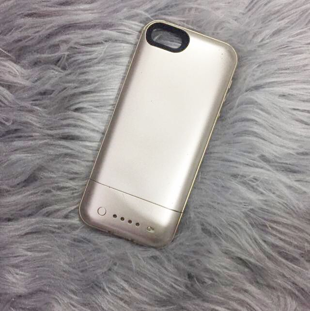 Morphie IPhone 5 Charging Case~