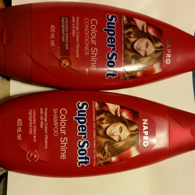 Napro *Shampoo & Conditioner* 400ml