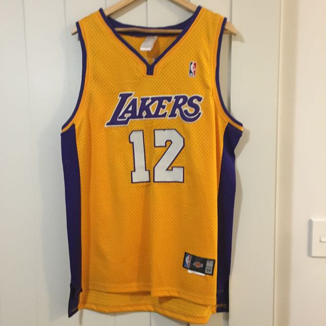 NBA Jersey Lakers Howard