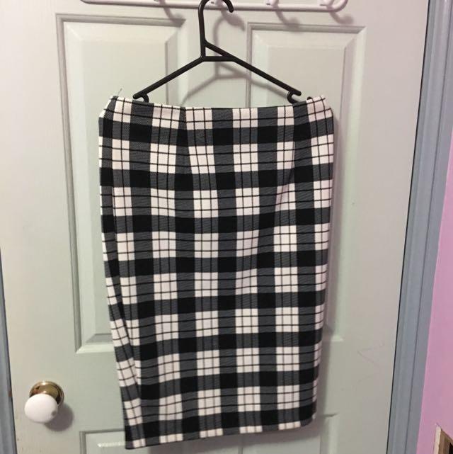 Neon Heart Skirt