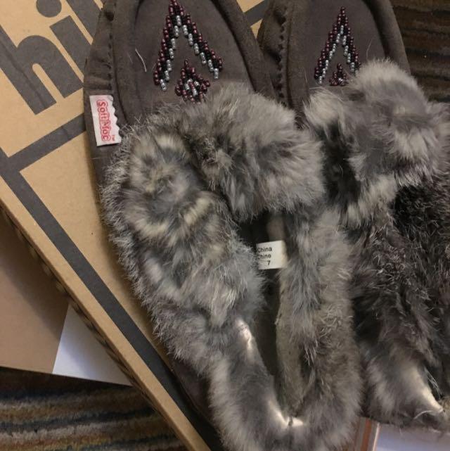Shoes Soft Moc