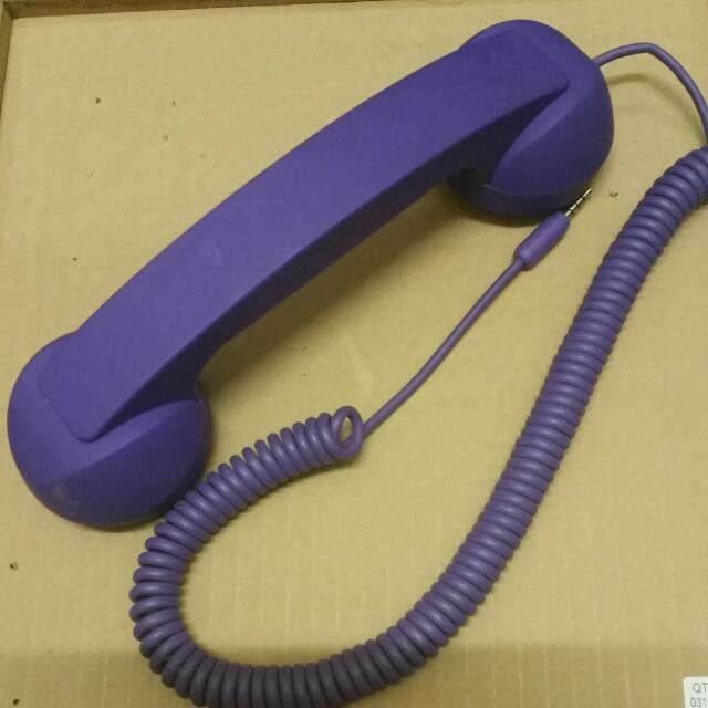 (PENDING) Telephone Speaker/Headphone