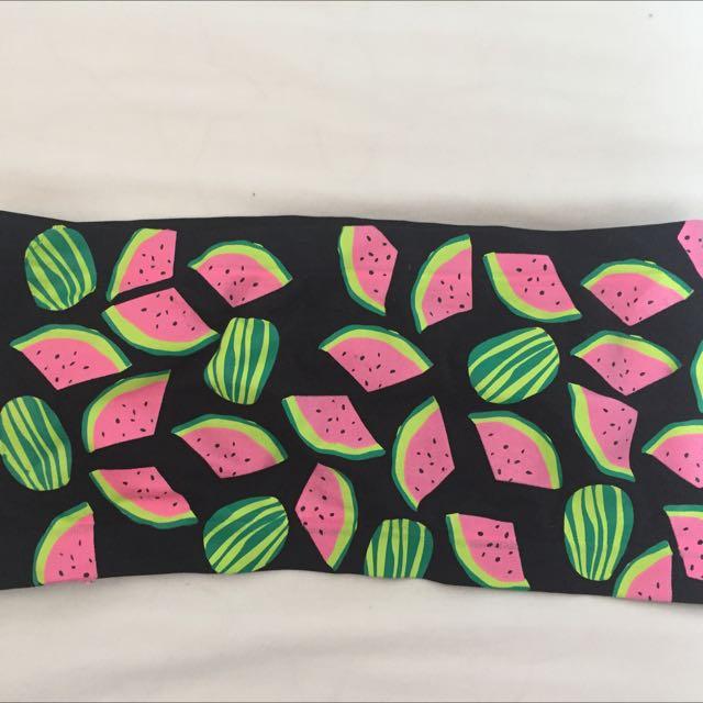 Watermelon Boob Tube