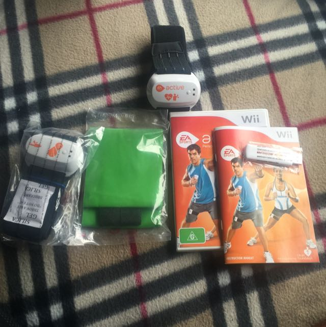 Wii Personal Trainer Active 2