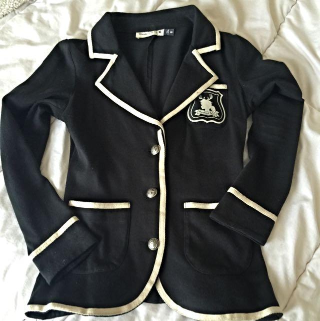Woodford & Co Cotton Blazer Sz 8