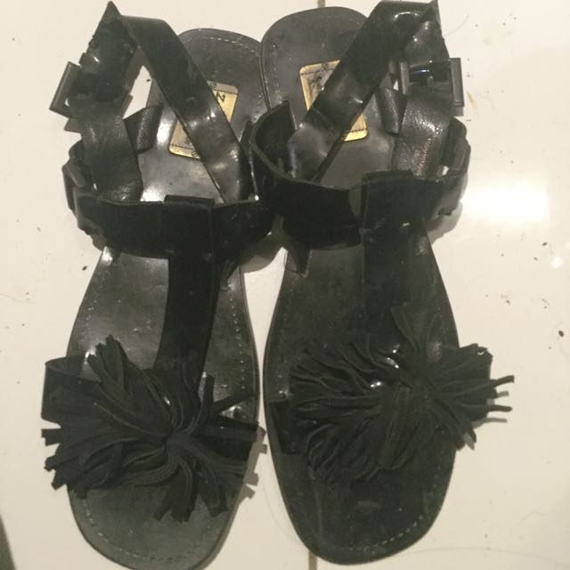Zara Flat Sandal Special Edition