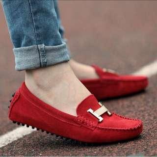 37號豆豆鞋