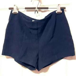 Forever 21 - Navy Blue Shorts