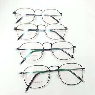 Kacamata Frame 9592 Unisex Eyeglasses