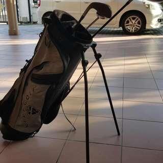 Children Nike Golf Set