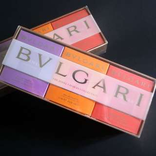 BVLGARI 寶格麗 OMNIA隨身香氛禮盒 (內含 15ml *3支 ) 保證正品