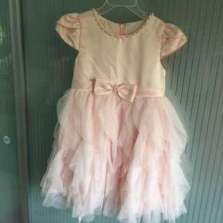 Pink Princessy Dress