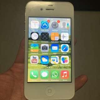 ( Reserve) Used I Phone 4S 16GB