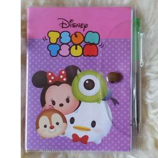 Item 108) Notepad