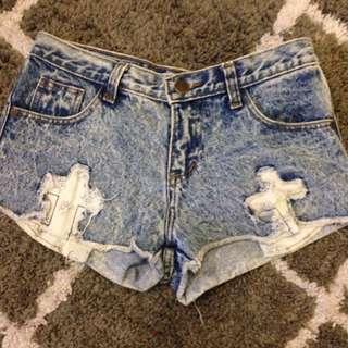 Cross Shorts