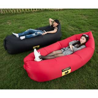 Outdoor sofa bed* easy to bring out*