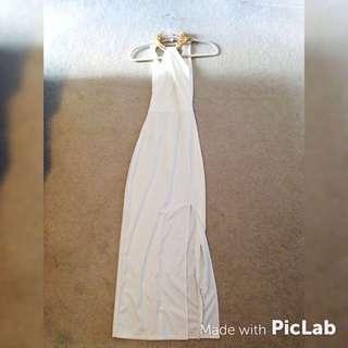 Classic White Dress