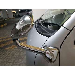 Toyota Hiace Support Mirror Cover (Body Part )