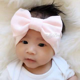 Baby Headband - Organic Cotton Handmade