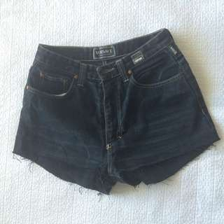 S/M Versace Vintage High Waisted Shorts