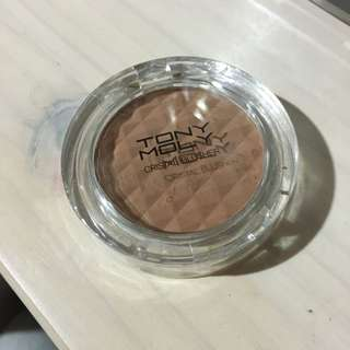 TONY MOLY Crystal Blusher 07 Bronzing Browm