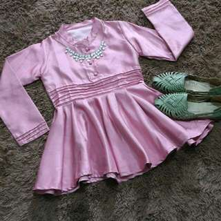 Sweet Pink Party [Preloved Atasan/Baju]
