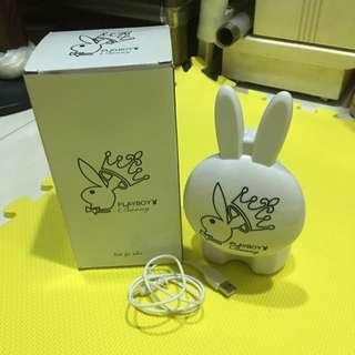 playboy USB充電LED小檯燈