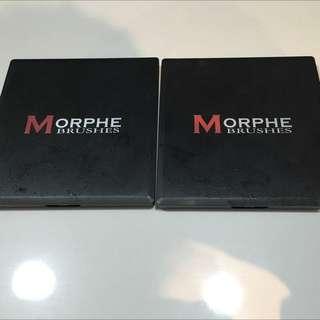 Morphe Blush & Morphe Bronzer Palette