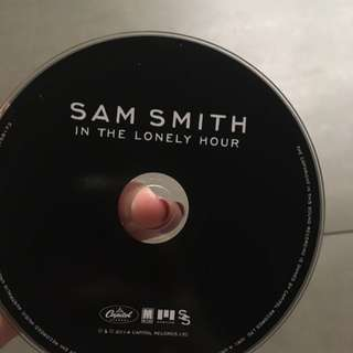 Sam Smith Cd