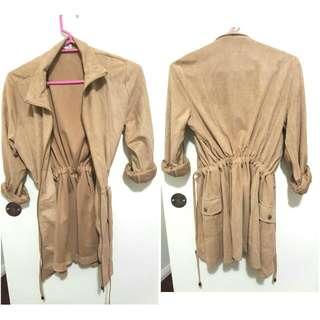 Brown Jacket - Size