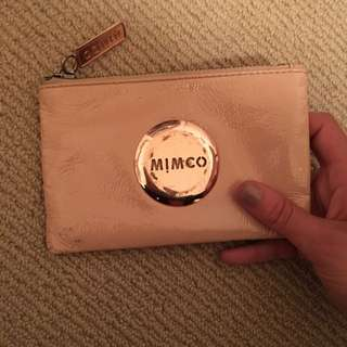 Very Loved Mimco Pouch