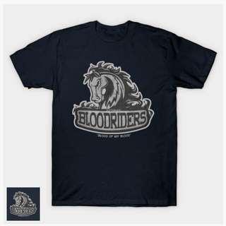 Dothraki Bloodriders - GoT Tee