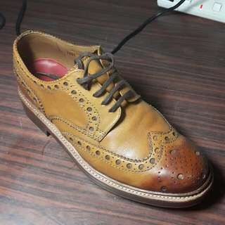 Grenson Archie (Tan) UK 7