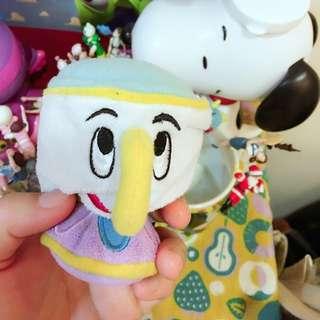 阿齊茶杯絨毛玩偶