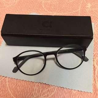 Alphomeer 黑框眼鏡