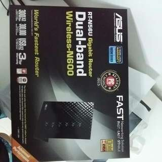Asus Router RT-N56U Brand New