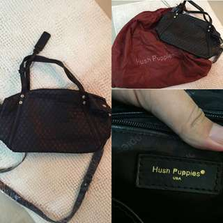 Original Hush Puppies Bag